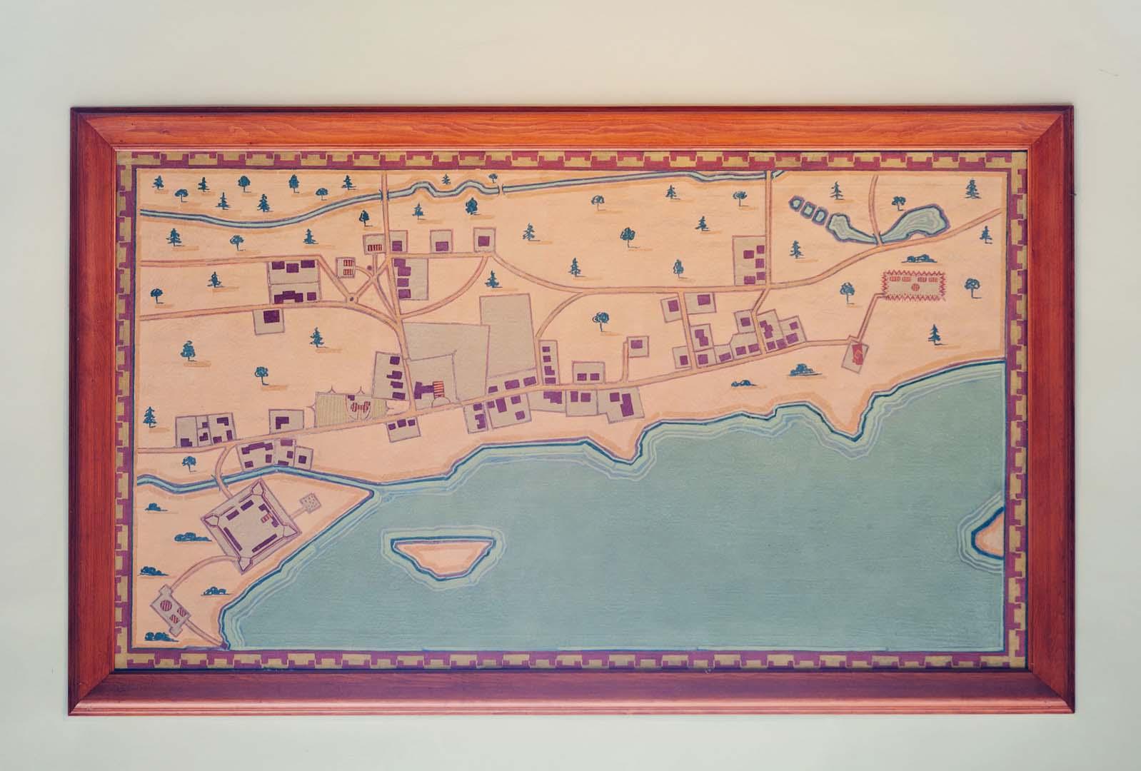 Montréal de 1645 à 1672, Paul-Émile Borduas