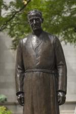 Monument au frère André, Émile Brunet