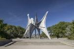 Trois disques, Alexander Calder