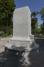 Monument aux braves de N.D.G., Peter David Edstrom
