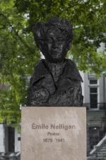 Monument à Émile Nelligan, Roseline Granet