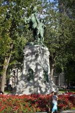 Monument aux héros de la guerre des Boers, George William Hill