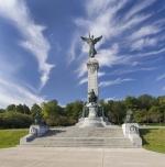 Monument à sir George-Étienne Cartier, George William Hill