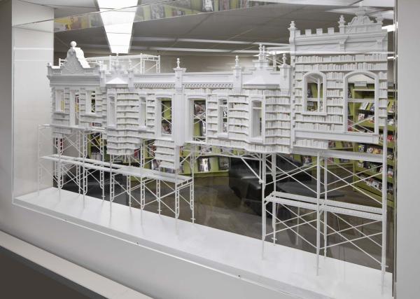 La façade, Guillaume Lachapelle