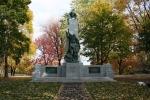 Monument à Dollard des Ormeaux, Alfred Laliberté