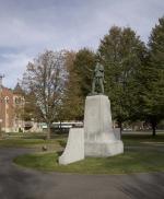 Monument aux braves de Lachine, Alfred Laliberté