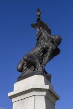 Monument aux Patriotes, Alfred Laliberté