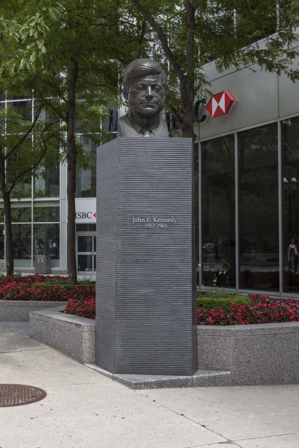 Monument à John F. Kennedy, Paul Lancz