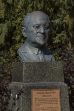 Monument à Joseph Beaubien, Paul Lancz