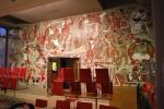 Deux murales, Robert Lapalme