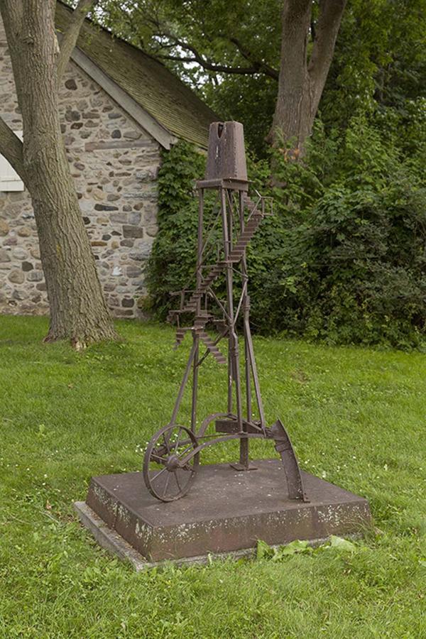 Lieux sans temple 3, Pierre Leblanc