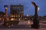 After Babel, a Civic Square, Marlene Hilton-Moore, John McEwen