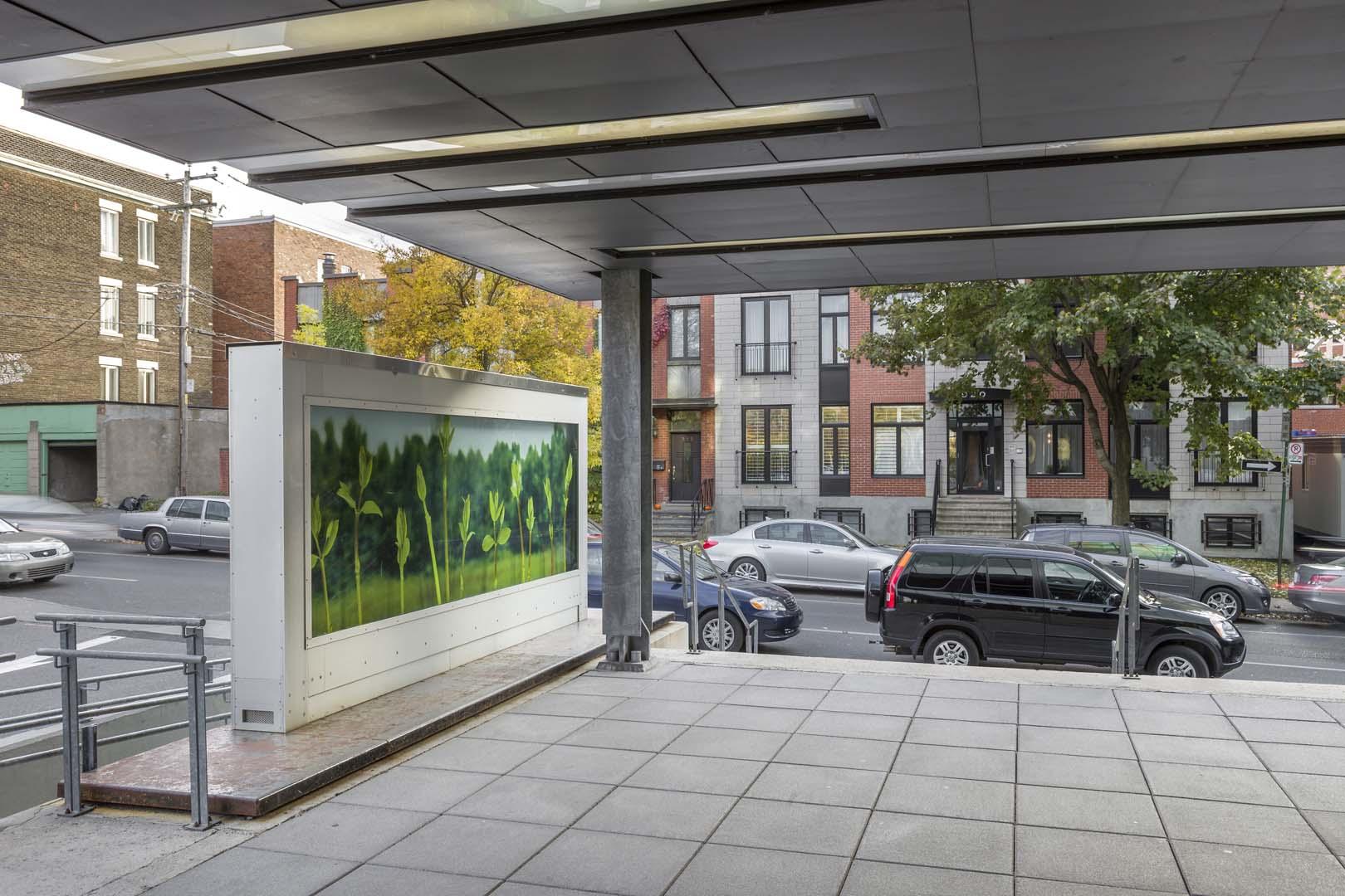bureau d 39 art public ville de montr al espace vert. Black Bedroom Furniture Sets. Home Design Ideas