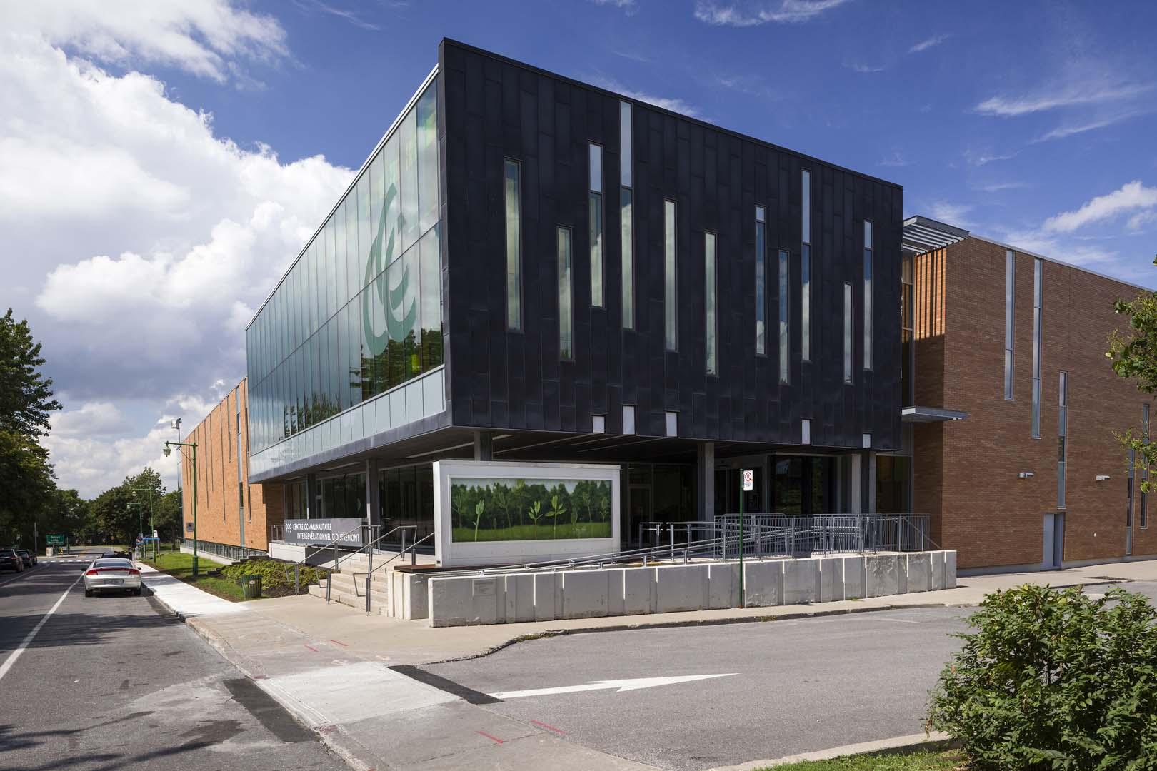 Bureau d 39 art public ville de montr al espace vert for Espace vert quebec