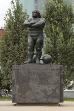 Monument à Louis Cyr, Robert Pelletier