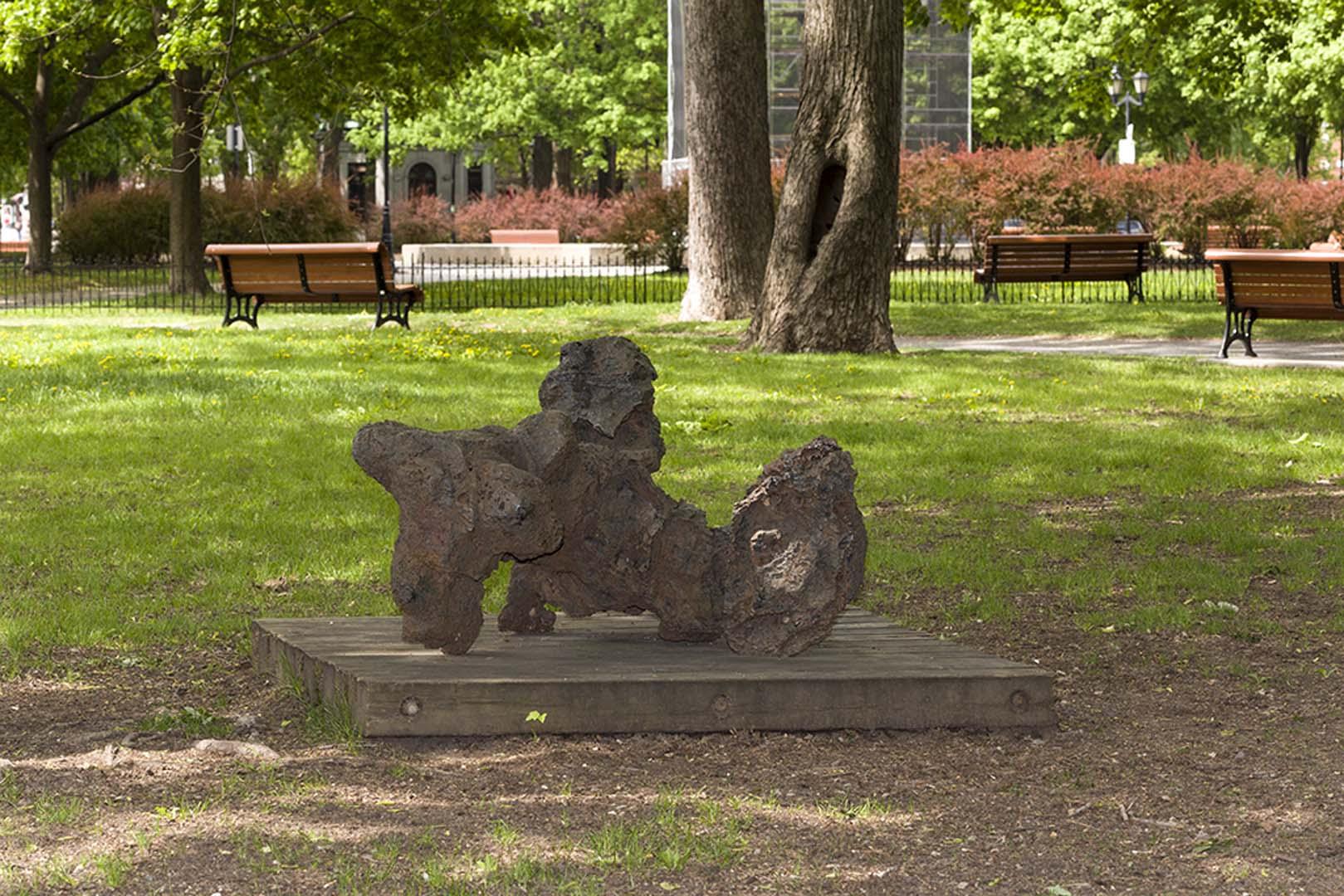 Bureau d'Art Public - Ville de Montréal | Le chien du Québec