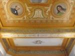 Traitement pictural au plafond, Hector Vegiard