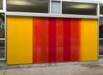 Murale extérieure, Claude Vermette